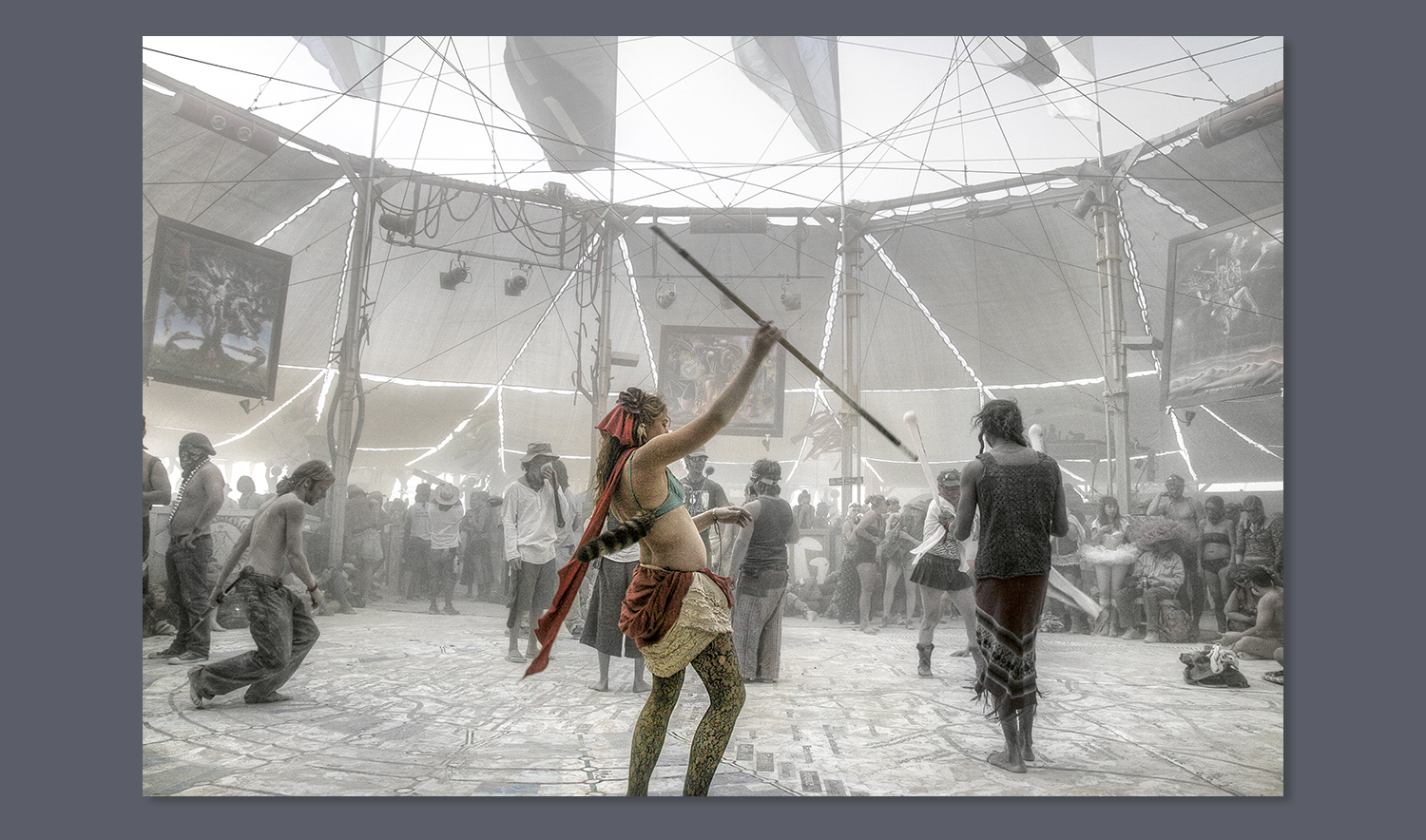 Harry Kerker - Burning Man